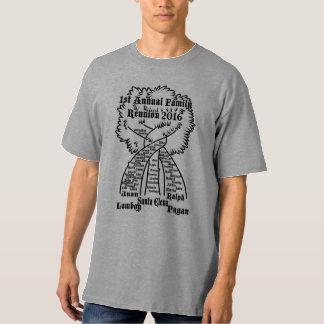 Lamboy heidnische Sankt Elena Familie T-Shirt