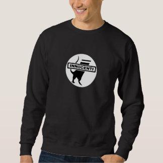 lambratta Schwarzes Sweatshirt