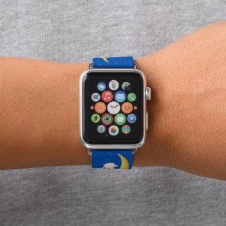 Lamm auf dem Mond Apple Watch Armband