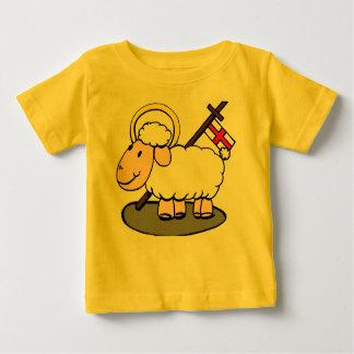 Lamm des Gott-Säuglings-T - Shirt