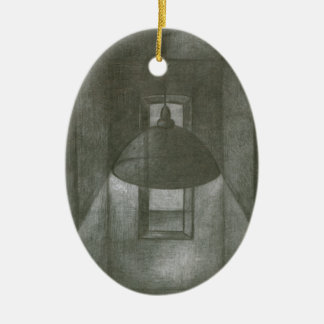 Lampe Keramik Ornament