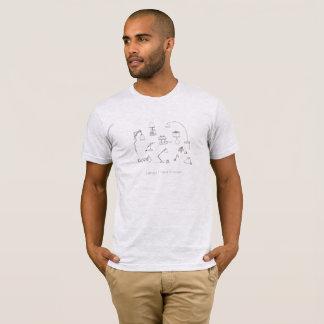 Lampen I haben gewusst T-Shirt
