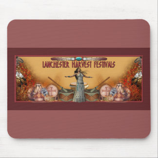 Lanchester Erntefestivals und PowWow Mousepad