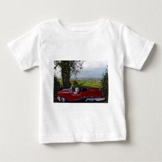Land-Antrieb Baby T-shirt