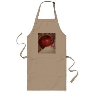 Land-Apple-Schürze Lange Schürze