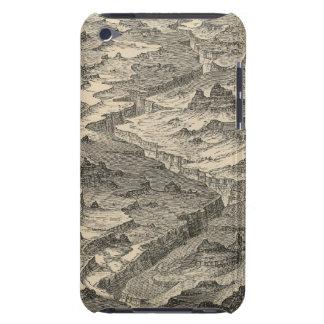 Land der stehenden Felsen Case-Mate iPod Touch Hülle