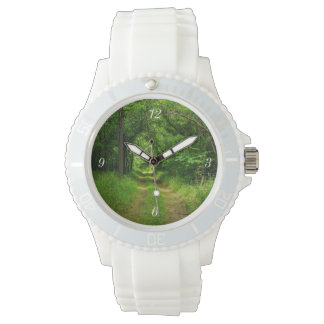 Land-Fahrstraße Armbanduhr