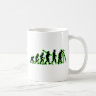 Land-Feldmesser Kaffeetasse