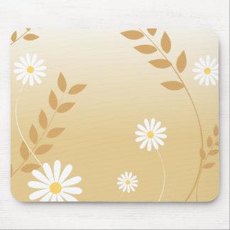 Land-Gänseblümchen mousepad