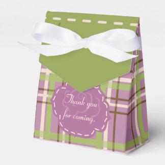 Land-Garten-Gastgeschenk Hochzeits-Kasten Geschenkschachtel