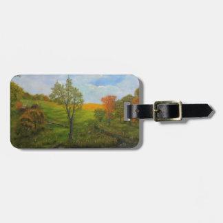 Land-Herbst Gepäckanhänger