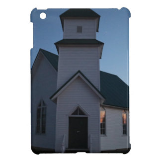 Land-Kirche iPad Mini Hülle