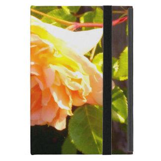 Land-Pfirsich-Rosen iPad Mini Schutzhülle