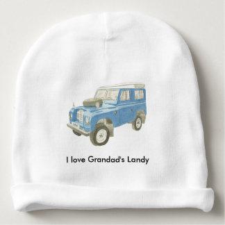 Land Rover-Baby Beanie Babymütze