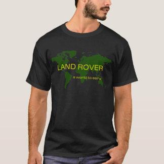 Land Rover - eine Welt zum zu dienen T-Shirt