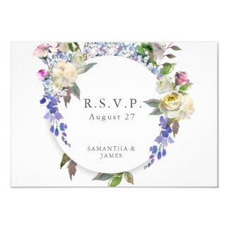 Land-rustikale Pfingstrosen-Hochzeit UAWG Karte