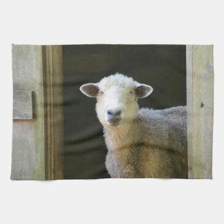 Land-Schafe Handtuch