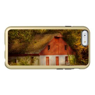 Land - Scheune - heraus zur Weide Incipio Feather® Shine iPhone 6 Hülle