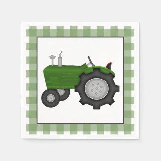 Land-Traktor-Party-Papierservietten Serviette