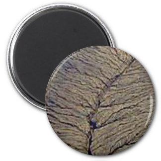 Landadern Runder Magnet 5,7 Cm
