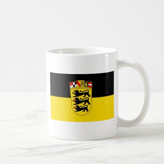 Landesflagge Baden-Württemberg Kaffeetasse