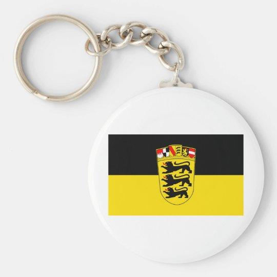 Landesflagge Baden-Württemberg Schlüsselanhänger