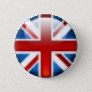Landesflagge-Knöpfe Runder Button 5,1 Cm
