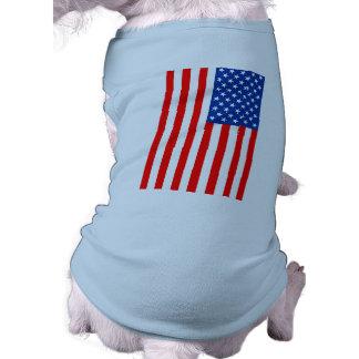 Landesflagge-USA-Symbol Vereinigter Staaten Shirt