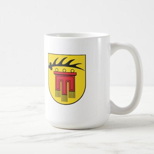 Landkreis Böblingen Wappen Kaffeetasse