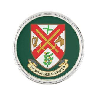 Landkreis-Kildare-Revers-Button Anstecknadel