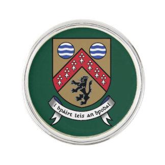 Landkreis Laois Revers-Button Anstecknadel
