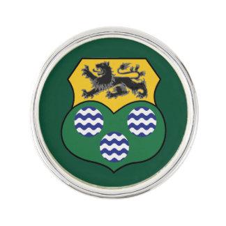 Landkreis Leitrim Revers-Button Anstecknadel