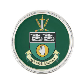 Landkreis Louth Revers-Button Anstecknadel