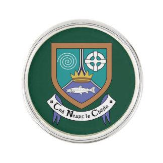 Landkreis Meath Revers-Button Anstecknadel