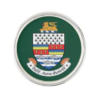 Landkreis-Tipperary-Revers-Button Anstecknadel