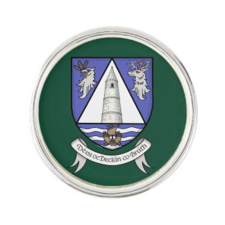 Landkreis-Waterford-Revers-Button Anstecknadel