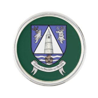 Landkreis-Waterford-Revers-Button Pin