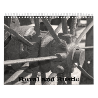 Ländlich und rustikal wandkalender