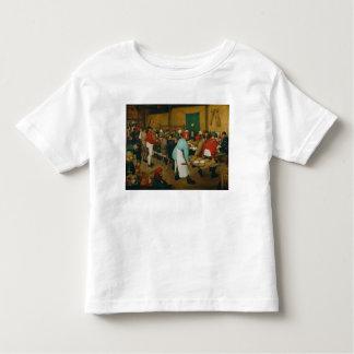 Ländliche Hochzeit, 1568 Kleinkinder T-shirt
