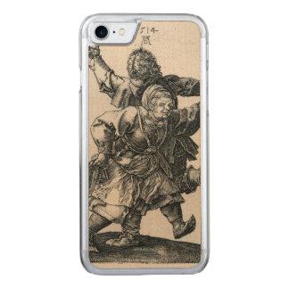Ländliches Paar-Tanzen durch Albrecht Durer Carved iPhone 8/7 Hülle