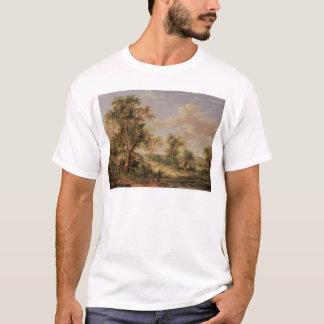 Landschaft, 19. Jahrhundert T-Shirt