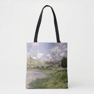 Landschaft Claude Monets |, Vetheuil, 1879 Tasche