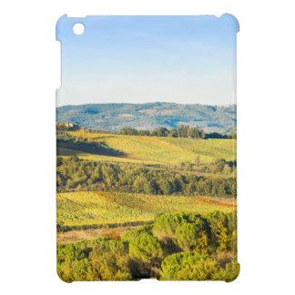 Landschaft in Toskana, Italien iPad Mini Hülle