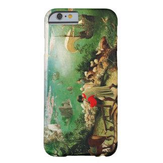 Landschaft Pieter Bruegel mit dem Fall von Ikarus Barely There iPhone 6 Hülle