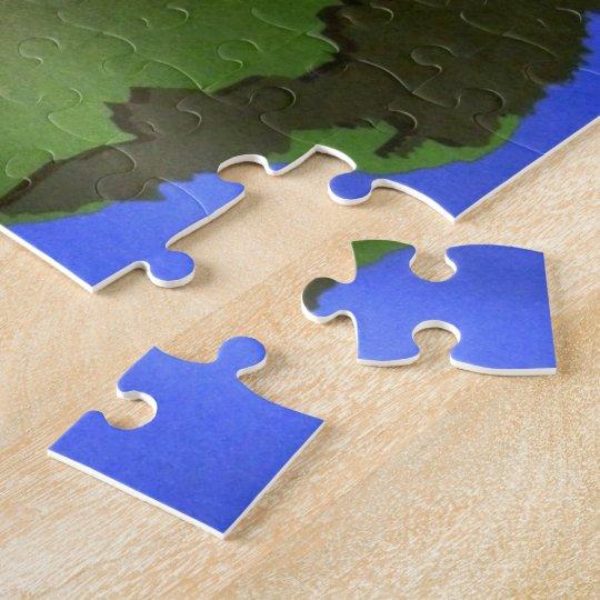 Landschaft Puzzle