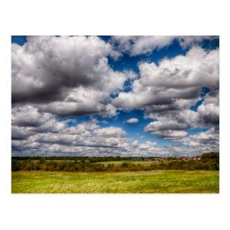 Landschaft Skyscape Postkarten