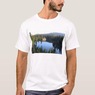 Landschaft Skyscape Waterscape Mt Jefferson Oregon T-Shirt