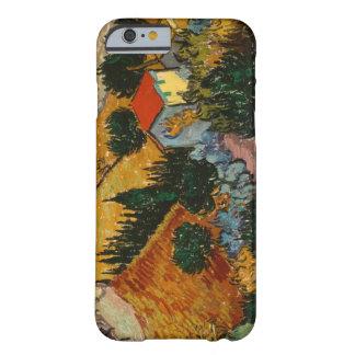 Landschaft Vincent van Goghs | mit Haus u. Barely There iPhone 6 Hülle