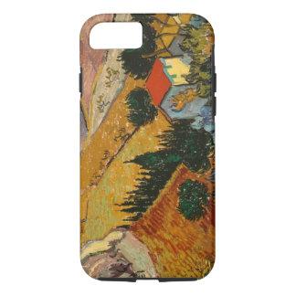 Landschaft Vincent van Goghs | mit Haus u. iPhone 8/7 Hülle