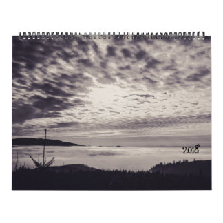 Landschaften 2018 abreißkalender